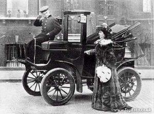 1900 Columbia Taxi