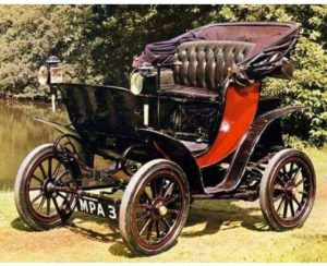 1901 Columbia Electric