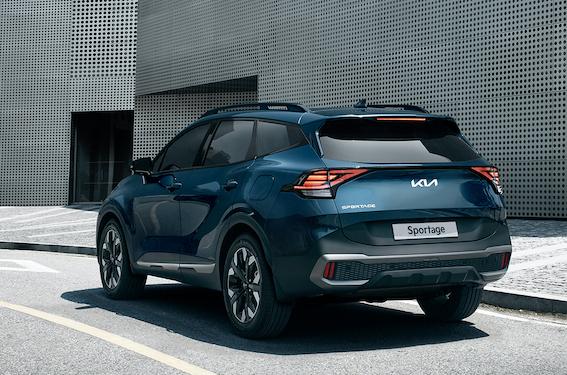 Piektās paaudzes Kia Sportage ir rūpīgi izstrādāts no pamatu pamatiem, lai būtu izcils pilsētas apvidus automobilis