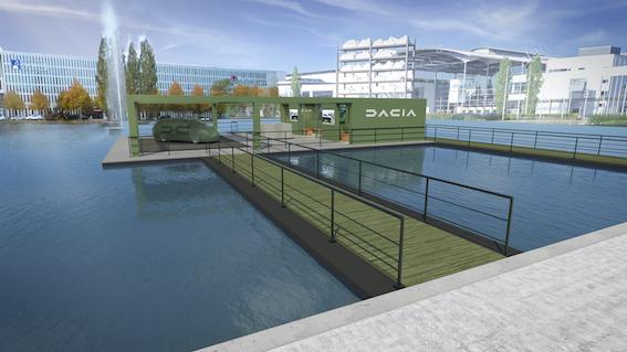 2021. gada IAA Mobility izstādē Minhenē Dacia prezentēs jauno septiņvietīgo ģimenes automašīnu