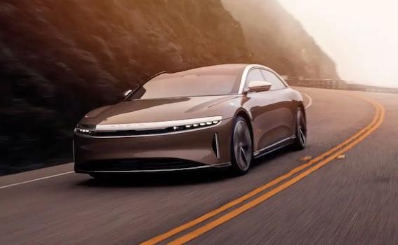Tehnoloģiju lūzuma punkts - vieta, no kuras varētu sākties elektromobiļu ēra! Lucid Air!