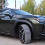 Pats mazākais Lexus! Jaunā Lexus UX250h izmēģinājuma brauciens un video apskats!
