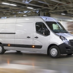 Jaunais Opel Movano – apkopju intervāli ir pagarināti līdz 40 000 km