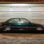 1997. gada BMW 740i ar nobrauktiem 245 kilometriem – tikai 50 000 eiro!