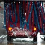 Lielākā daļa autovadītāju savus lolojumus mazgā tikai tad, kad nevar atpazīt tā krāsu!