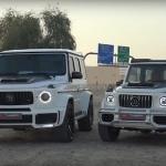 Atrodiet desmit atšķirības jeb tūnings Dubajas stilā! Arī tāds var izskatīties Suzuku Jimny!