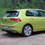 Jaunais astotās paaudzes Volkswagen Golf – videoapskats un dažas pirmā mirkļa atziņas