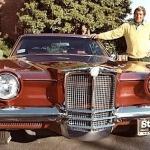 Vēl viens aktiera Dīna Martina garāžas iemītnieks – 1972. gada Stutz Blackhawk!
