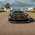 Stāsts par vēsturisku sadarbību starp autodromu un automobiļu ražotāju! Jaunā Lotus Evija spēkrata viesizrādes  Gudvudā!