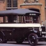 Seno laiku kravas automobiļi no Lielbritānijas – Bedford!