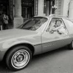 Netipiski mazais automobilis no ASV –AMC Pacer un beisbola zvaigzne Pits Rouzs!