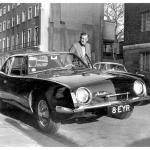 Džeimsa Bonda tēla radītāja, rakstnieka Iana Fleminga Studebaker Avanti automobilis!