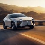 Lexus iepazīstina ar zīmola nākotnes vīziju un jauno konceptauto LF-Z Electrified