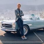 Caur atslēgas caurumu ielūkosimies 2016. gada F1 čempiona Niko Rosberga garāžā!