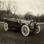 Vēl viens papildinājums rakstu kolekcijā par Simplex automobiļiem! Šoreiz Amplex!
