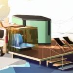 Hippie caviar hotel — Renault redzējums par pieczvaigžņu aizbēgšanu no ikdienas