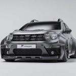 Kas notiek, ja Dacia Duster pārbūvei pieķeras Porsche un Ferrari tūninga speciālisti?