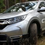 Honda CR-V Hybrid video apskats – ērts ģimenes automobilis un braukšanas emocijas Japānas gaumē