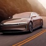 Tehnoloģiju lūzuma punkts – vieta, no kuras varētu sākties elektromobiļu ēra! Lucid Air!