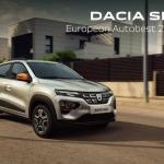 Dacia tiešām ir pirktākais automobilis Eiropā? Vismaz tādai nominācijai izvirzīts jaunais Dacia Spring